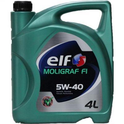 ELF MOLİGRAF F1 5W-40 MOTOR YAĞI 4 LİTRE